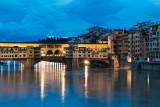 Ponte Vecchio and River Arno, Florence  14_d800_0243