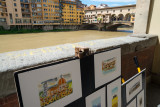 Ponte Vecchio and River Arno Florence  14_d800_0347