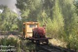 C&TS train 216 K36 489 Chama to Rio de Los Pinos
