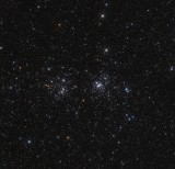NGC 869 and NGC 884 (h & chi Persei cluster)