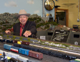 _B060075 Clarence at Apple Valley Model  RR