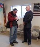 P2100145 Interviewed by Bill Moss of Hendersonville Lightning