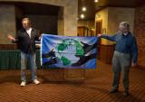 P3120006  Bruce Benson's Flag for Humanity