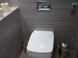 SIL00278 High Tech Toilet