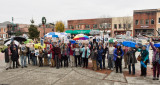 SIL90061 Global Climate Rally - Small Town Size