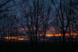 SIL00054 Gorgeous Sunset Tonight