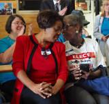 P9100036 Linda Coleman, candidate for North Carolina Lt. Governor