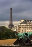 Tour Eiffel from Les Invalides