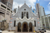 The Hong Kong Catholic Cathedral of The Immaculate Conception