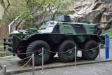 Saracen Mark II Armoured Personnel Carrier