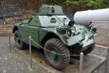 Ferret Mark II Armoured Car