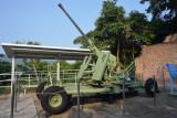 40-mm Bofors Anti-aircraft Gun