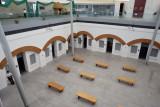 Exhibition Courtyard