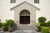 Side Entrance of Church