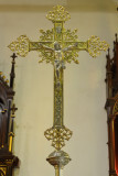 Crucifixion on Altar