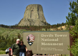 4 Wyoming-Devils Tower NM