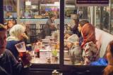 Israeli Arabs enjoying the Chanukah Festival with everyone else.