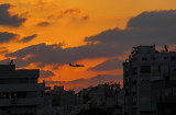 Sunset last night in Tel Aviv.jpg