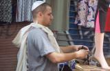 Shuk in Jaffa