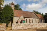 All Saints Church HInton Ampner.