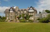 Bodnant Manor.