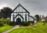 The Catholic Church in Chirk.