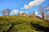 Newcastle Emlyn Castle 3.