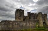 Caerphilly Castle 2.