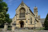 Parish Church of Saint Catharine.