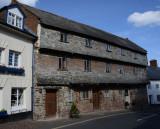 The oldest building in Dunster.