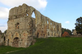 Easby Abbey.