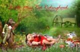 Baby Alayna - Red Ridinghood Concept