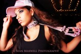 Fashion Photography - Designer Label Belt and Hat