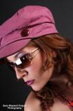 Fashion type Headshot -Sunglasses