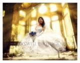 Bride on Wedding Day
