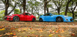 AUTOCAR Magazine Philippines MARCH 2014 ISSUE BRZ VS GT86