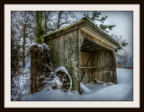 Old Wood Shed