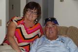Diane & Kent Visit