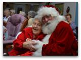 Jeannie & Santa