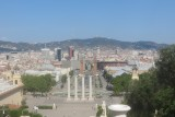 View of City from Montjuic