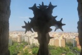 Sagrada Familia Tower View