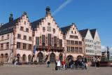 Frankfurt - Römer & Altstadt