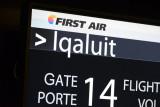 First Air to Iqaluit, Nunavut