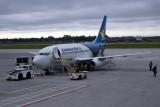 Canadian North B737 at YOW