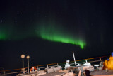 At sea - Nuuk to Paamuit