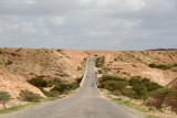 Approaching a bridge along Somaliland Highway 2