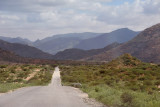 The road from Berbera to Sheikh