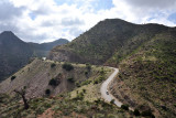 The road from Berbera to Sheikh and Burao through the mountains