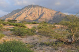 Evening scenery, Somaliland