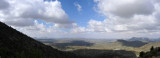 Panorama from the Sheikh ascent